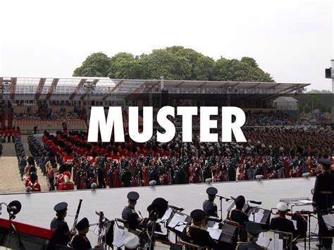 Muster Meaning Words That Start With M By Neha Sharma