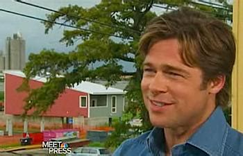 Brad In Nola by Brad Pitt Shows His Flood Resistant Green Homes For