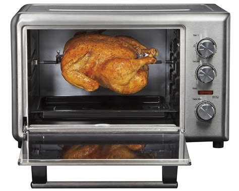 Hamilton Countertop Oven With Convection And Rotisserie by Hamilton Large Countertop Oven Toaster