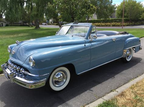 1951 dodge desoto 1951 desoto suburban autos post