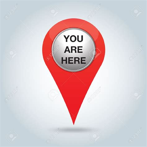 You Are Here you are here map clipart clipground