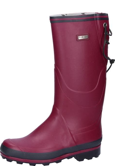 wine boots finnjagd wine rubber boots by nokian