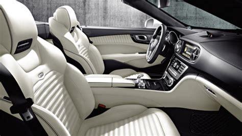designo paint, leather and interior trim mercedes benz