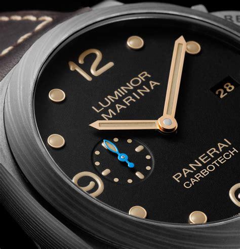 Panerai Pam661 Luminor Marina Carbotech Grade panerai luminor marina 1950 carbotech 3 days automatic pam661 ablogtowatch