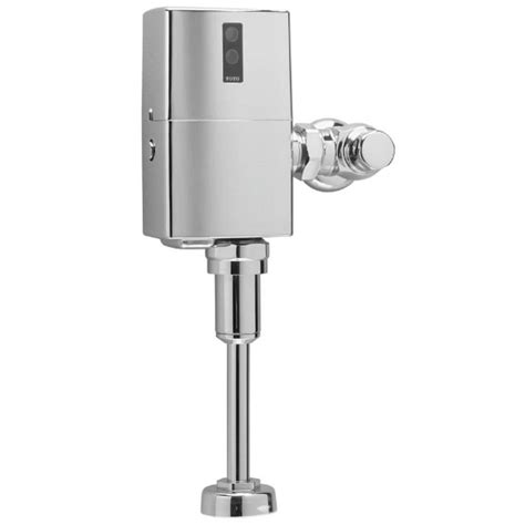 Toto Stop Kran Tx277sv1 1 toto 0 5 gpf ecopower flush valve with vacuum breaker and stop kit teu1la22 cp the home depot