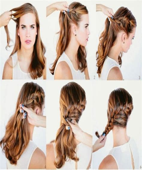 Pretty Hairstyles For School by 7 Pretty Hairstyles For School That Are And Easy