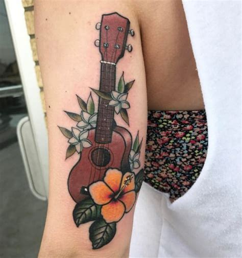 ukulele tattoo best 25 ukulele ideas only on guitar