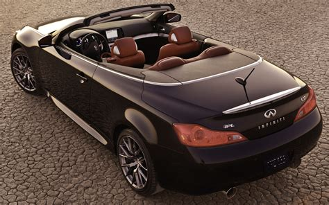 Infiniti G37 Convertible 2012 Infiniti G37 Reviews And Rating Motor Trend