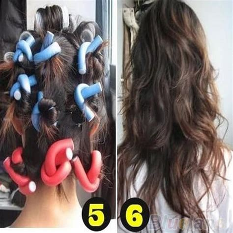 curly hairstyles using rollers 10 no heat curly and wavy hair techniques style designs