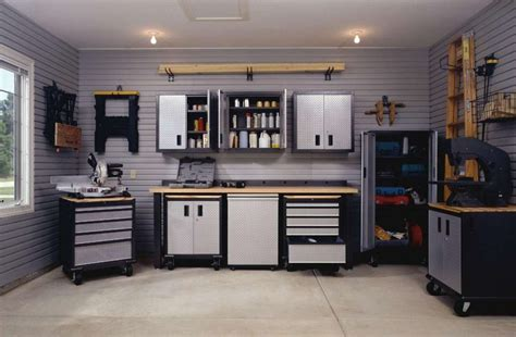 Garage Workshop | 25 garage design ideas for your home