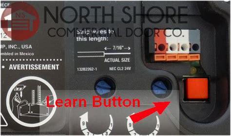 liftmaster lm  button remote control