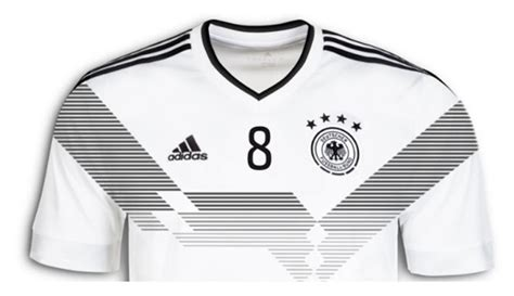 Jersey Germany Home New World Cup 2018 Grade Ori germany official team jersey fifa world cup 2018 leaked