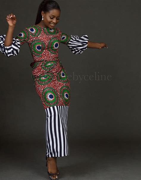 ankara new buba virgo a modern twist to lovely ankara iro buba