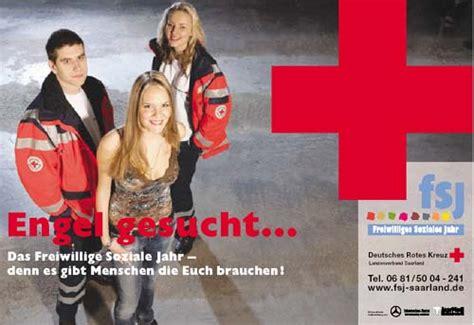 Bewerbung Fsj Deutsches Rotes Kreuz Drk Im Saarland Team Fsj