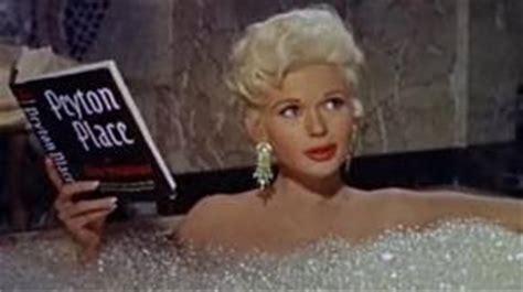 jayne mansfield bathtub noir and chick flicks will success spoil rock hunter 1957