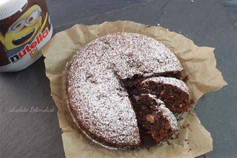 brownie kuchen rezept einfach nutella kuchen backen brownie nutella kuchen schnell
