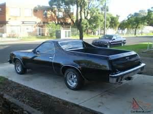 1974 Chevrolet El Camino 1974 Chevrolet El Camino Ss 454