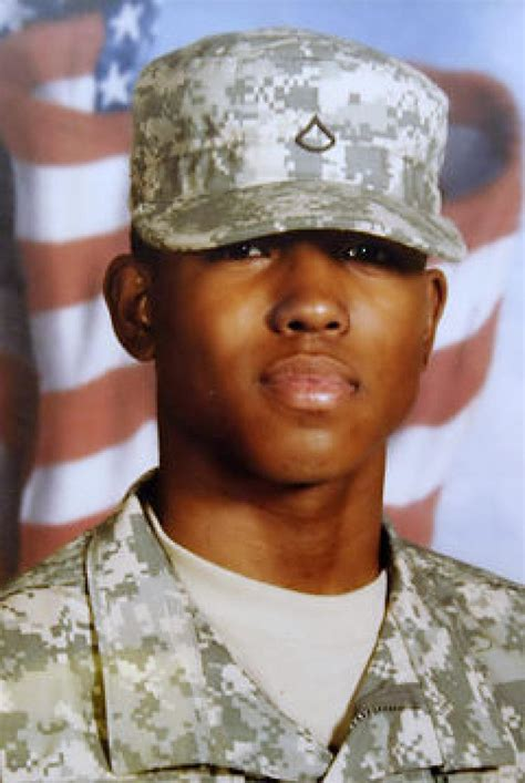 Wilson Army killed while living his in iraq ny daily news