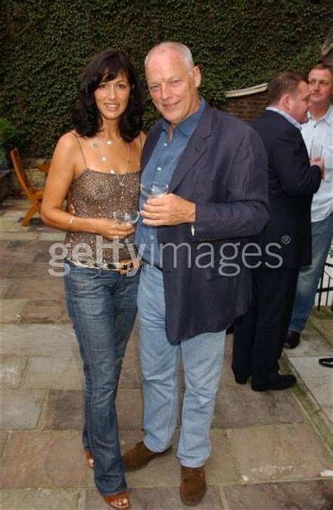 David Wright House by David Gilmour And Wife Polly Samson At Outdoor Party
