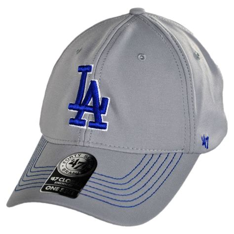 47 brand los angeles dodgers mlb gt closer fitted baseball