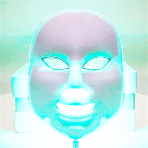red light therapy mask beauty led red light skin rejuvenation therapy photon care