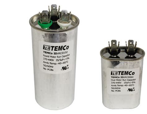 how do you if a run capacitor is bad dual run capacitors capacitors product guides