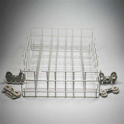 Whirlpool Dishwasher Replacement Racks by Dishwasher Lower Dishrack Assembly Whirlpool W10161215