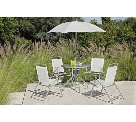 Patio Furniture Argos by Buy Simple Value 4 Seater Patio Furniture Set At Argos Co