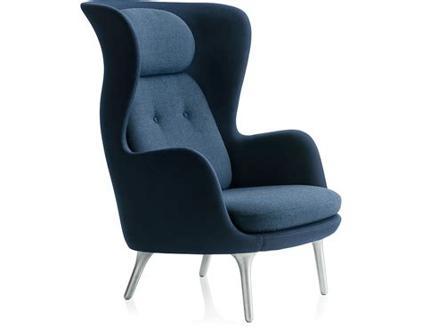 Fritz Hansen Lounge Chair by Ro Lounge Chair Hivemodern