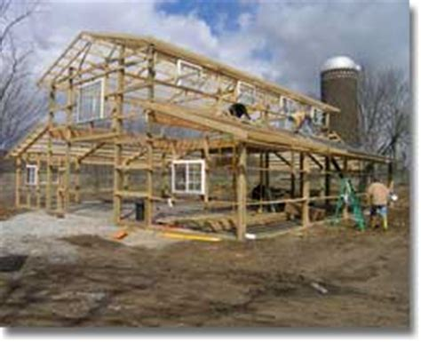 Gable Barn Plans by Find A Builder Professional Pole Barn Builders