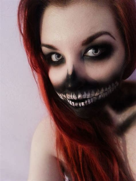 Creative Halloween Makeup Ideas   favbulous