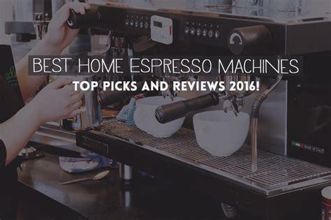 best espresso machine home freshpresso net bringing coffee home