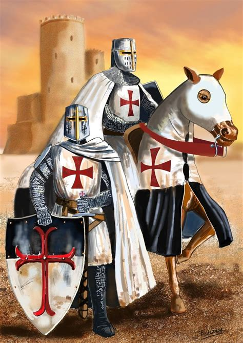 The History Of The Knights Templar crusaders knights templar www pixshark images