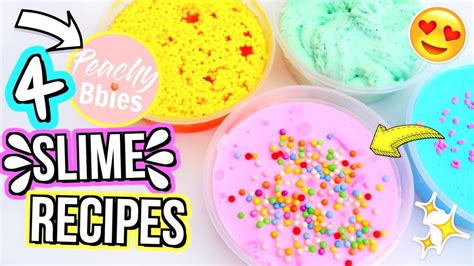 famous instagram slime recipes tutorials how to make 4 diy famous instagram slime recipes how to make