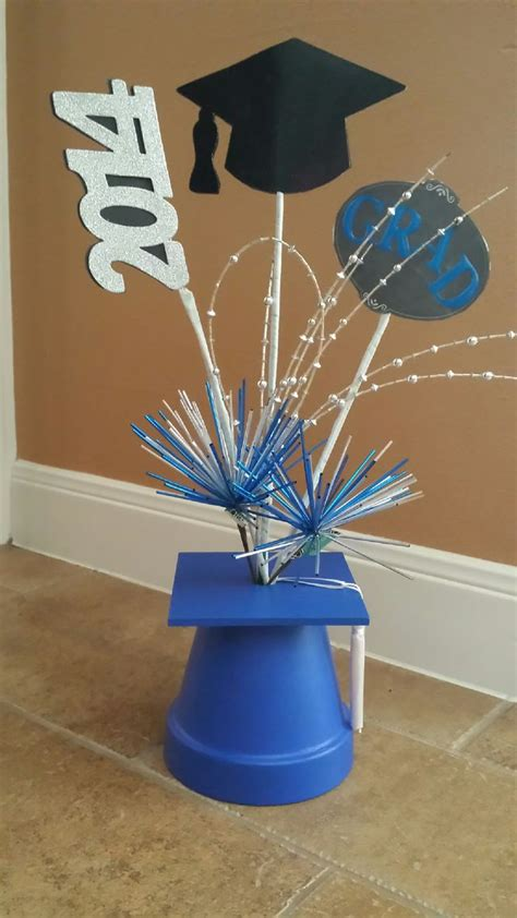 graduation centerpiece ideas for boys bing images