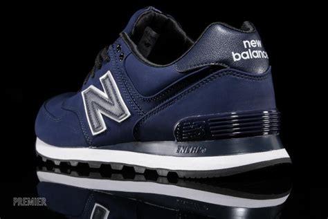 New Balance 574 Navy Not Adidas Nike Asics Vans Converse Macbeth new balance 574 navy black sole collector