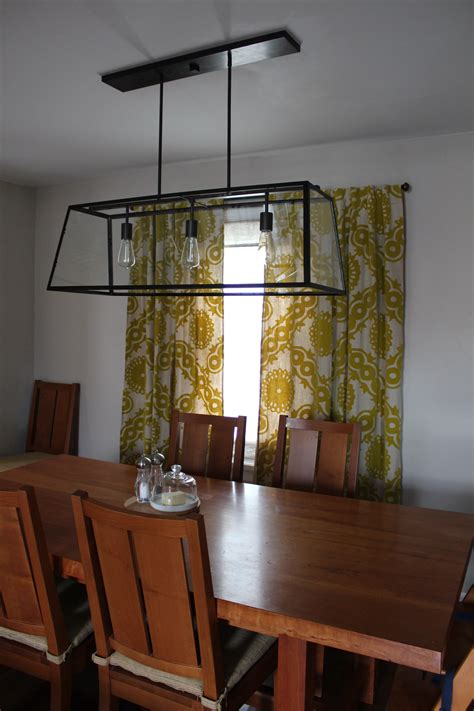 Dining Room Box Lighting Hanging Lights For Dining Room Dining Room Loversiq