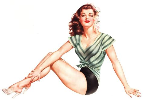 imagenes vintage pin up inspirations part 2 rene andrew