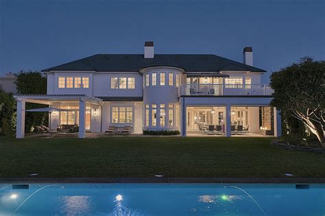 Lebron House Address by Lebron Brentwood Mansion Esquire Real Estate