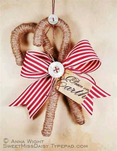 country candy canes cute ideas pinterest candy canes