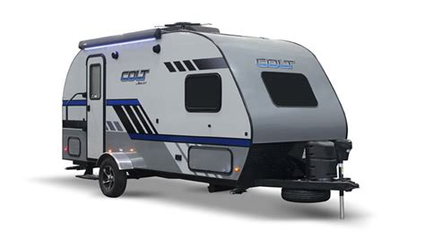 Colt by Bullet   Travel Trailers