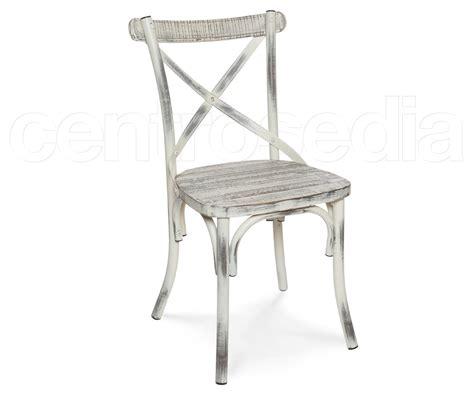 sedie retro cross sedia metallo vintage retro seduta legno sedie