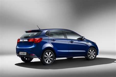 Kia Russia Autostat Updated Kia Hatchback Available For Order