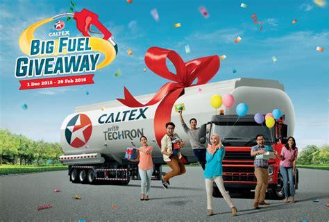 caltex big fuel giveaway rm150k cash rm90k in fuel - Fuel Giveaway