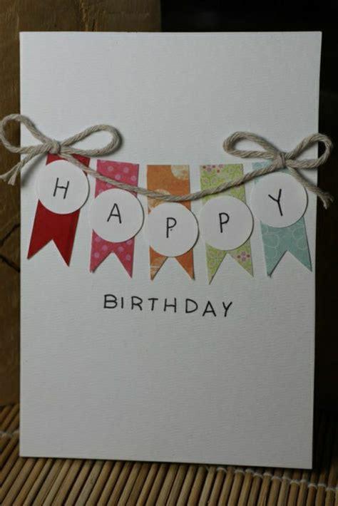 Handmade B Day Cards - karten selber basteln 66 abwechslungsreiche ideen f 252 r