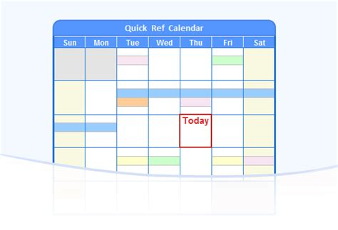 color coded calendar template color coded calendar template 2016 calendar template 2016