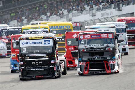 truck race spielberg truck race motorrad sport