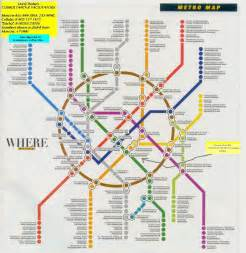 Metro Map Moscow English by Moscow Metro Map In English Quotes