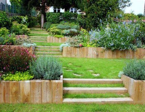 Amenager Pente Jardin by Am 233 Nager Un Jardin En Pente Gt Les Meilleurs Conseils