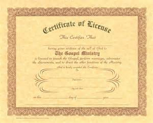 License Certificate Template by Certificate Of Ordination Deacon Template New Calendar
